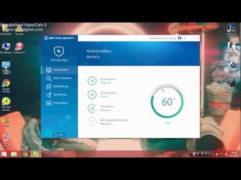360 Total Security Kullanımı