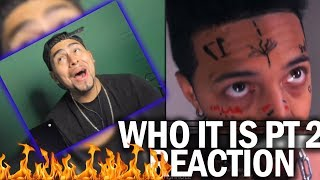 Baixar HE GOAT FOR THIS!! WHO IT IS 2 ft (6IX9INE, XXXTENTACION, MIGOS, LIL PUMP + 8 more) REACTION