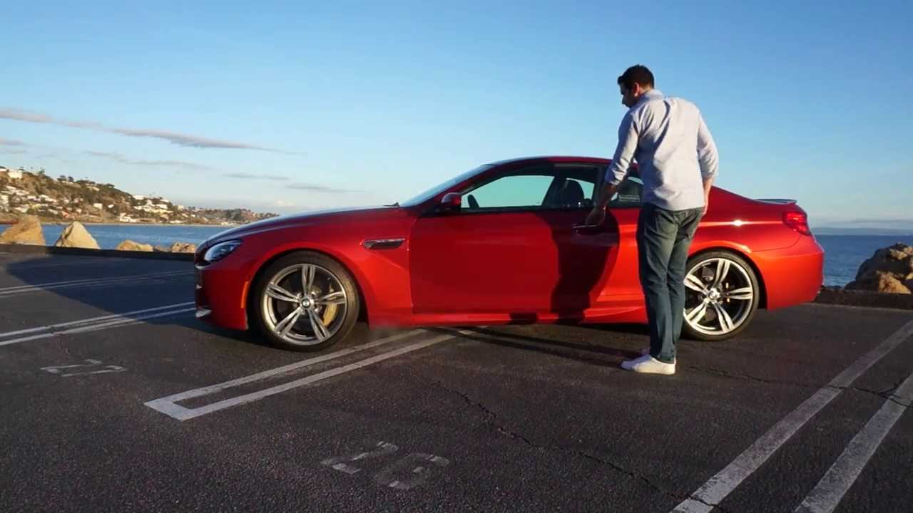 TEST DRIVE 2014 BMW M6 Coupe  YouTube