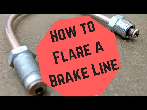 How to Flare a Brake Line