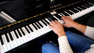 Coldplay - Lost! Piano Cover
