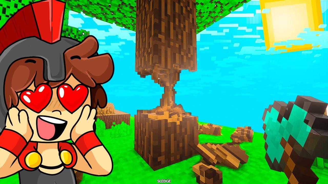 Juego Minecraft con FÍSICAS SUPER REALISTAS!! 😱 Invictor