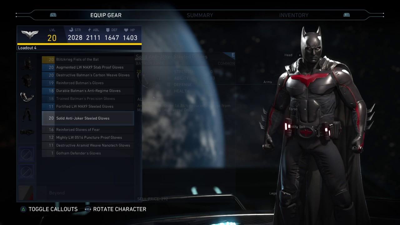 Batman Beyond Injustice | www.pixshark.com - Images ...