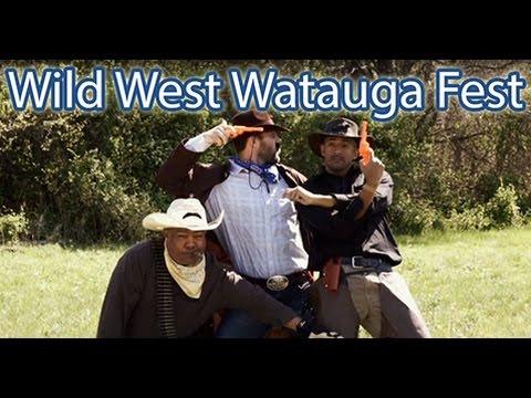 Wild West Watauga Fest - 2015