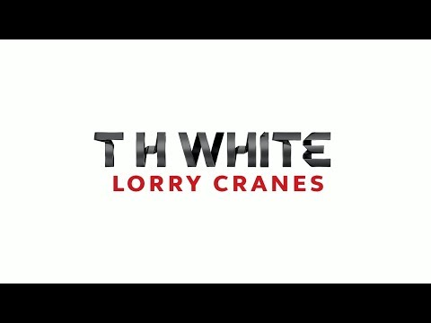 T H WHITE Lorry Cranes Tour