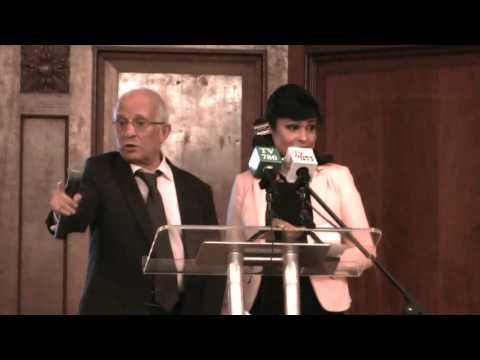 Part1of 3 London International Media Conference 2015