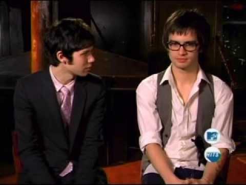 2008 10 18 MTV Hits Brendon and Ryan's Hitlist PATDOnline com