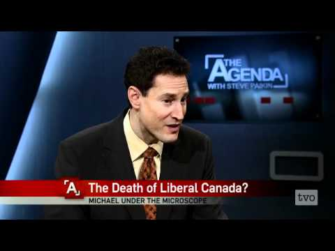 Peter C. Newman: The Death of Liberal Canada?