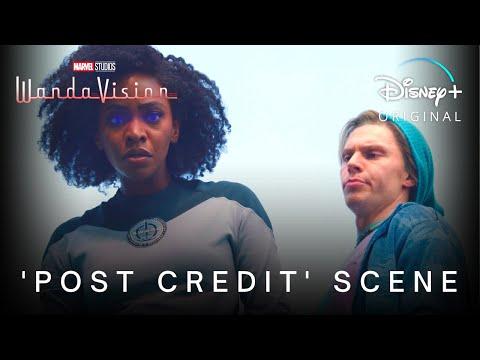 WandaVision | Episode 7 'Post Credit' Scene | Disney+