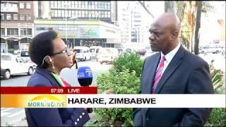 Arthur Mutambara reacts to Mugabe