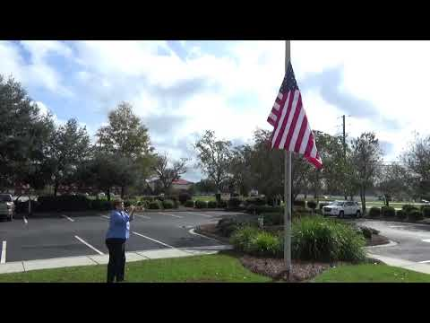 Deborah Bradley Taps at Georgia Military College Valdosta Campus