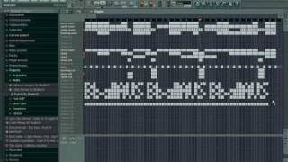 Rick Ross - Push It Remake In Fl Studio By BballAUS