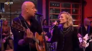 Blof en Ilse DeLange - Open je Ogen - RTL LATE NIGHT