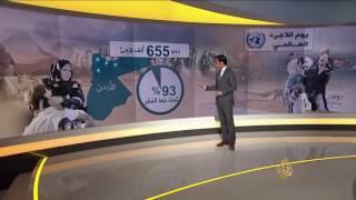 سوريا الأولى عالميا في عدد اللاجئين
