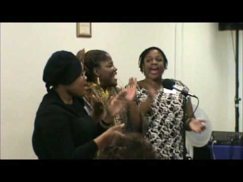 Arise! Women of the Kingdom Conference 2012 - Praise & Worship