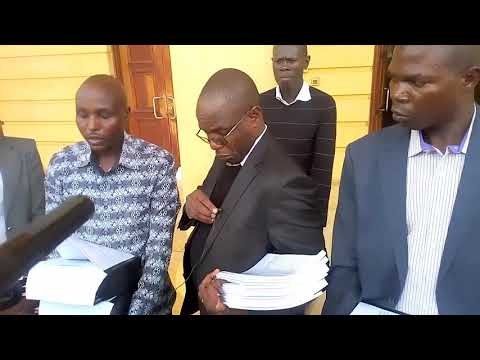 LAWYER CLAIMS LIFE IN DANGER OVER GOVERNOR SONKO PETITION