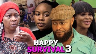 HAPPY SURVIVAL {Part 3}  - New Movie 2019 Latest Nigerian Nollywood Movie Full HD