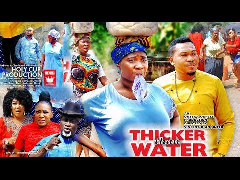 THICKER THAN WATER SEASON 1 {NEW TRENDING MOVIE} - MERCY JOHNSON|Latest Nigerian Nollywood Movie