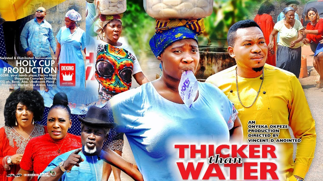 Download THICKER THAN WATER SEASON 1 {NEW TRENDING MOVIE} - MERCY JOHNSON|Latest Nigerian Nollywood Movie