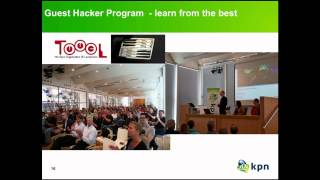 OHM2013: Attitude and Action from KPN Security