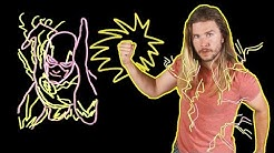 The Physics of The Flash's Infinite Mass Punch! (Because Science w/ Kyle Hill)