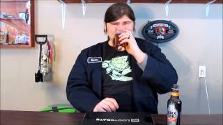 Bud Light Mixx Tails: Firewalker Review.
