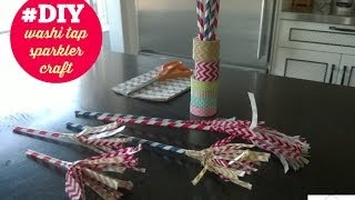 Make Your Own 4th July Sparklers for Kids: DIY Fun Thumbnail