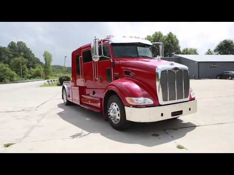 Repeat 2008 FORD F650 CUSTOM HAULER ONLY 56k MILES by PREMIUM AND