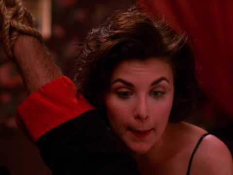 Twin Peaks - Audrey Horne gets what she wants | HD Blu-ray