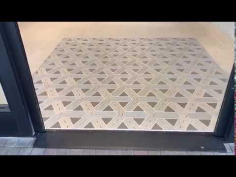 La Jolla Va Hospital Terrazzo Tile Flooring Star Flooring Remodeling