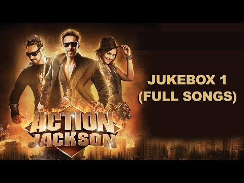 Action Jackson - Jukebox 1 (Full Songs)