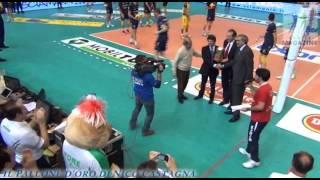 01-12-2013: Premio Toniolo a Nico Castagna miglior arbitro della serie A1 2012-2013