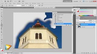 Photoshop CS5 : Détourer de manière non destructive
