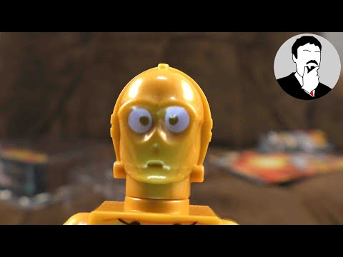 Space Wars C-3PO Space Baby | Ashens