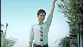 국내 유명 안무가 곽용근의 더댄스 - 하나은행CF 유준상 편 (댄스따라하기)