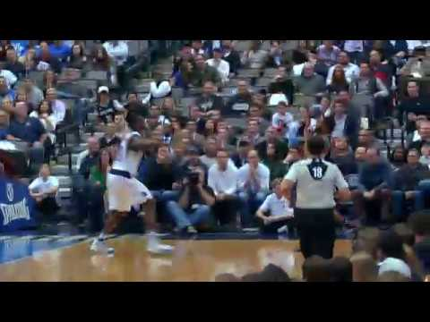 Dedmon With The Ferocious Oop In Dallas | 11.30.16
