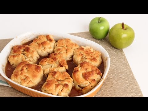Homemade Apple Dumplings Recipe - Laura Vitale - Laura in the Kitchen Episode 829