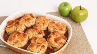 Homemade Apple Dumplings Recipe - Laura Vitale - Laura In The Kitchen Episode 829