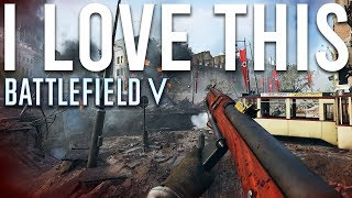 I Love this - Battlefield 5