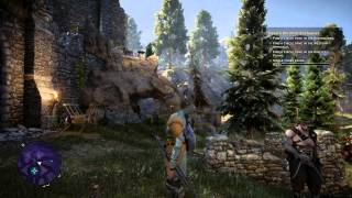 Dragon Age: Inquisition - Favors The First Enchanter: Locate Circle Tomb (Vivienne's Mission) PS4