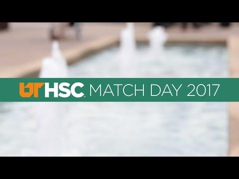 Match Day 2017 - UTHSC (Memphis, TN)