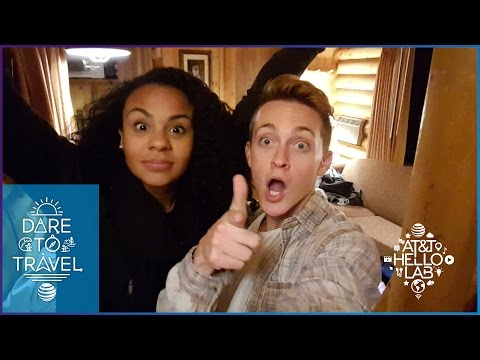 DAMON AND JO | DARE TO TRAVEL | HOW TO WAKE UP EARLY