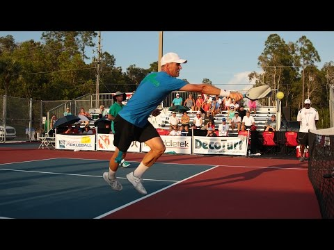 Spectacular PRO Bronze Medal Match from the US Open Pickleball Championships from YouTube · Duration:  47 minutes 42 seconds