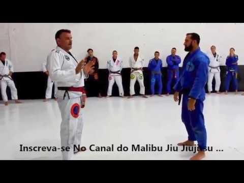 Técnicas de Jiu Jitsu - Malibu e Feu Bjj