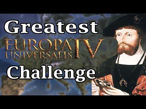 Greatest Europa Universalis 4 Challenge