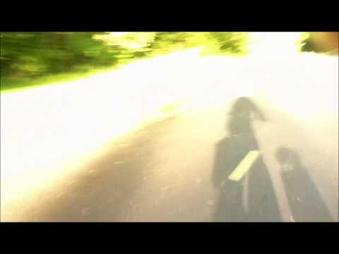 Bike Ride through Julia Davis Park on the way to Work