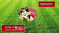 Highlights: Signal Fc Bernex - Confignon vs Fc Thun (18.08.19)