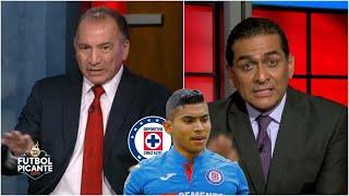 ASÍ DE CLARO 'Te falta criterio, tienes que jugar futbol', Carrillo a Felipe Ramos | Futbol Picante