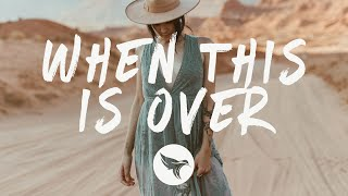 Download Dabin & Nurko - When This Is Over (Lyrics) feat. Donovan Woods