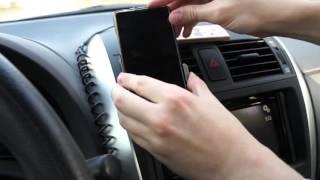 видео COMY | Defender Car Holder — универсальные держатели для мобильников